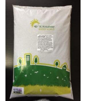 Газонная трава ДЕКОРАТИВНАЯ с белым клевером-фасовка 1кг.